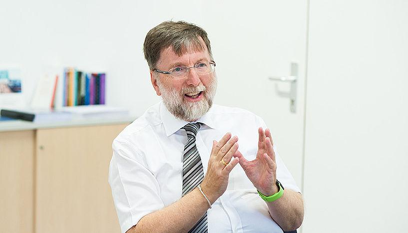 Herr Franz Kolland